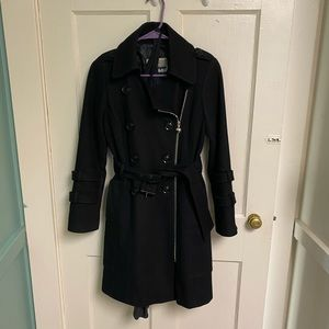 Winter coat ( style trench)